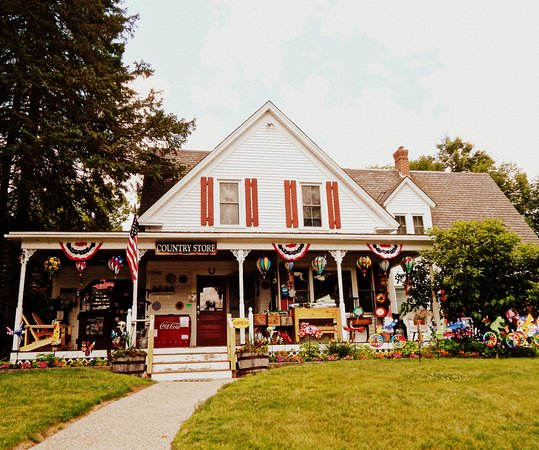 Jackson, NH: Flossie's General Store