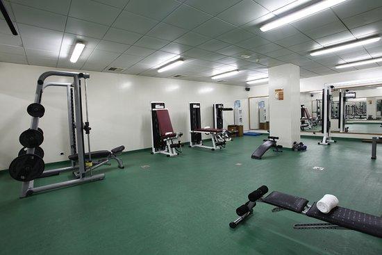 salle de sport photo de ledger plaza n 39 djamena n 39 djamena tripadvisor. Black Bedroom Furniture Sets. Home Design Ideas