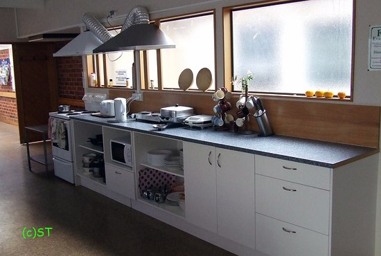 Manawatu-Wanganui Region, New Zealand: Kitchen