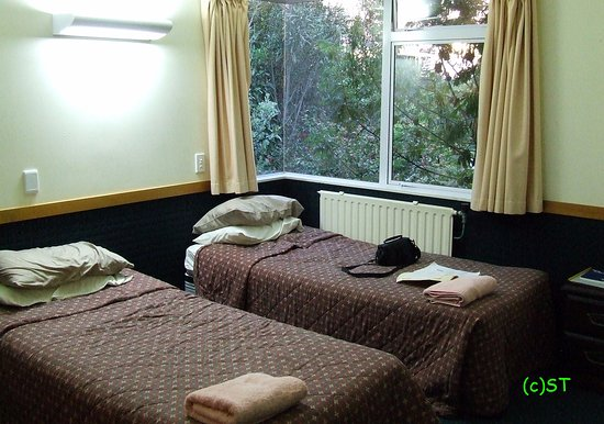 Manawatu-Wanganui Region, New Zealand: Twin room