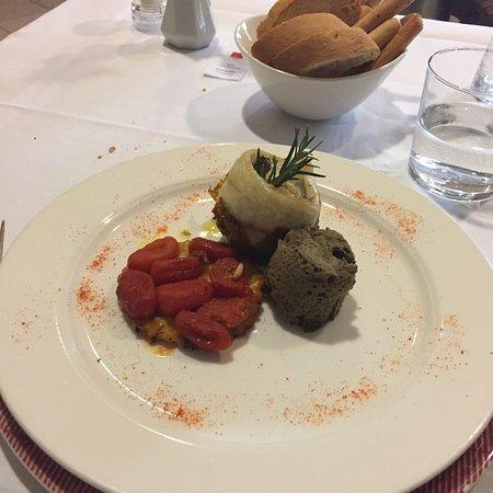 Carisio, İtalya: Proposta di pesce