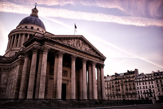 Hotel des Grands Hommes-billede