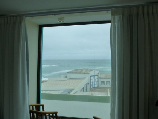 Beach Hotel Swakopmund: View from our room