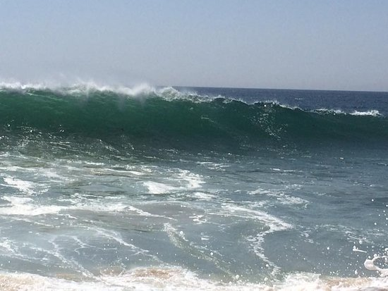 Dana Point, CA: the wedge
