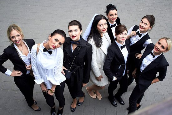 ‪Quest Bachelorette Party in Lviv‬