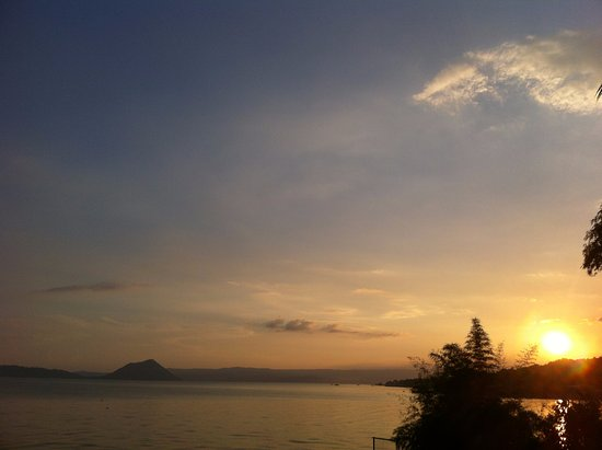 Club Balai Isabel: beautiful sunset view