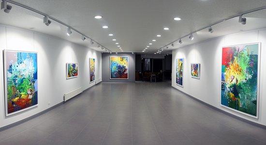 Galeri Soyut: Semih Kaplan Resim Sergisi