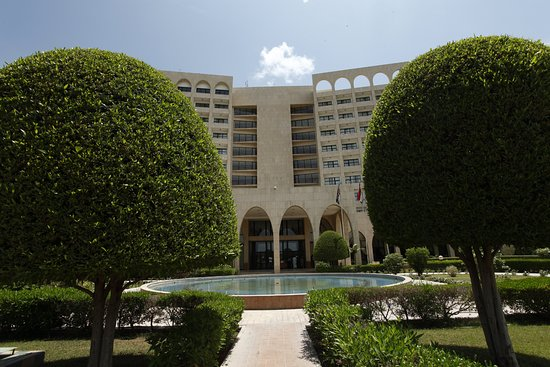 Ledger Plaza N'Djamena
