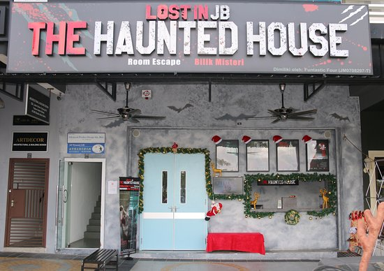 Image result for LOST in JB - The Haunted House in Johor Bahru