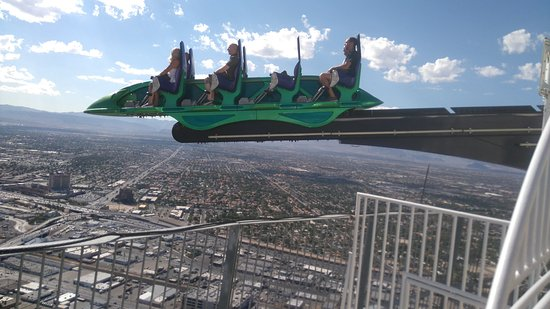 x scream at the stratosphere las vegas nv top tips before you go with photos tripadvisor. Black Bedroom Furniture Sets. Home Design Ideas