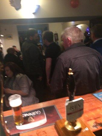 Nether Whitacre, UK: The Railway Inn