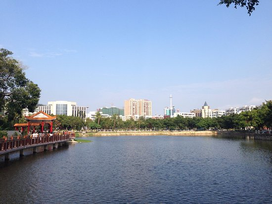 Shanwei city