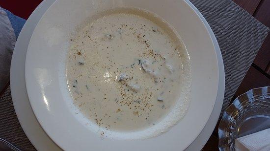 Ostrea II: Устричный суп