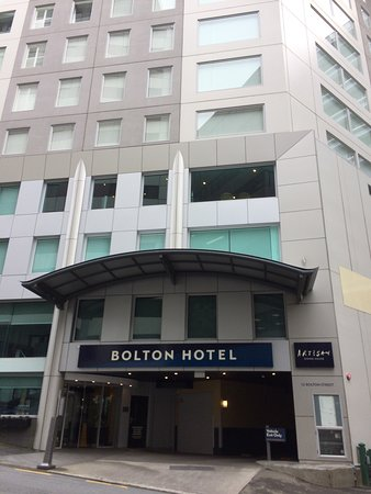Bolton Hotel Wellington: Fine accommodation in the capital city