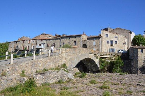 Gite La Fraissinede : village de Ribaute à quelques km de la fraissinède