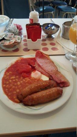 The Avon Hotel: Lovely breakfast
