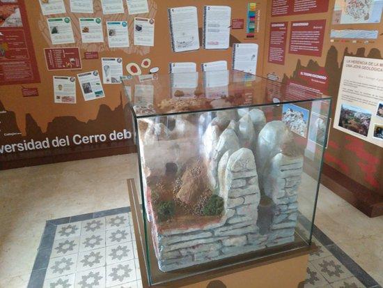 Punto de informacion Cerro del Hierro