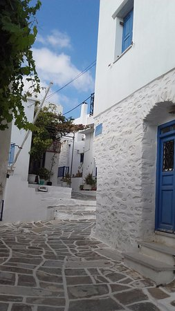 Lefkes great village