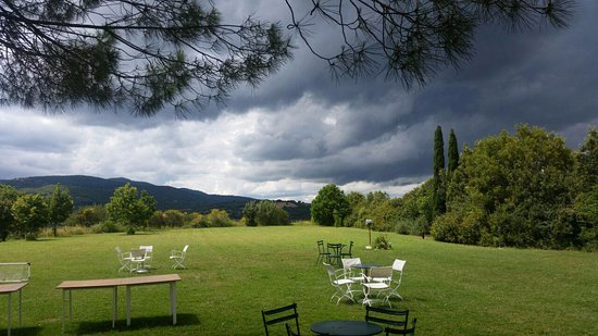 Campagnatico, Italy: relax