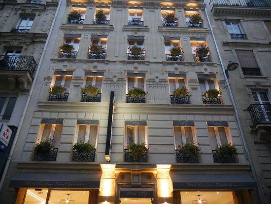 Hotel Vendome Saint Germain Paris Tripadvisor