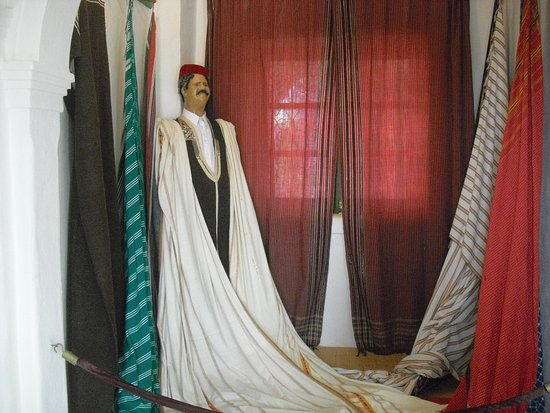Bilde fra Musee du Patrimoine Traditionnel Djerbien