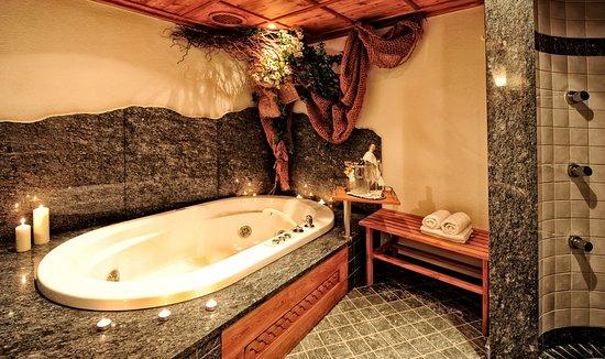 Hotel Verwall: Unser Private Spa bzw. Heublumenbad