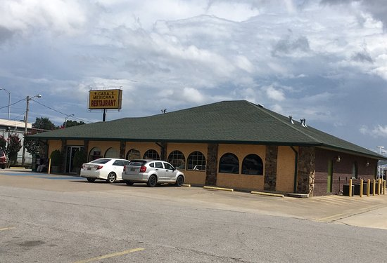 Casa Mexicana in Muscle Shoals