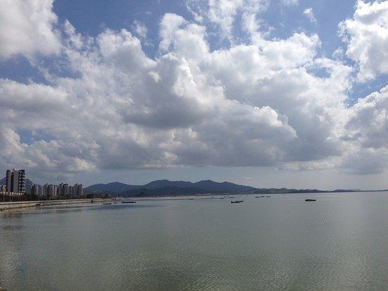 Une plage à Shanwei