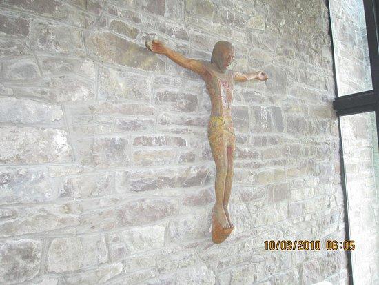 County Limerick, Ireland: reception area///visitor's entrancee
