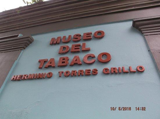 Museo de Tabaco...Caguas, P.R.