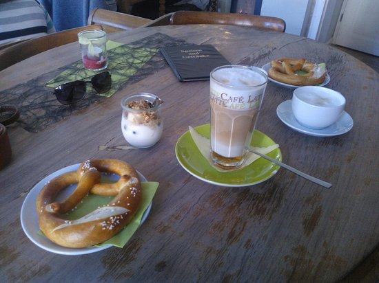 Ettenheim, Γερμανία: petite pause cafe