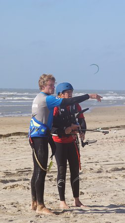 Bloemendaal, Holandia: Independent practice after your course (with our surpervision)