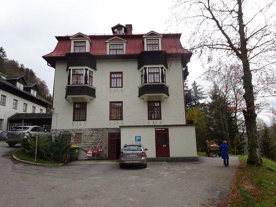 Puchenstuben, Αυστρία: Villa-Nebengebäude.