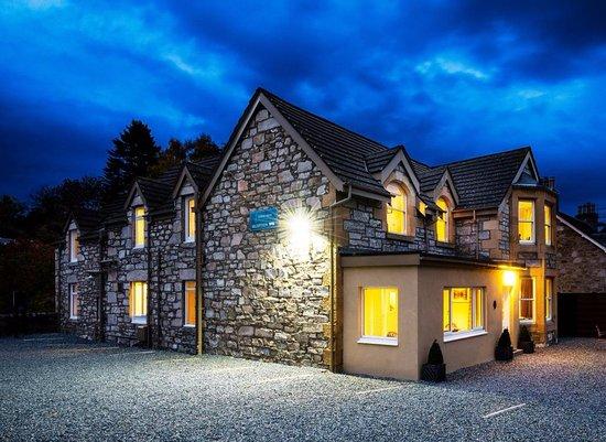 Derrybeg Bed and Breakfast: Derrybeg B&B Pitlochry