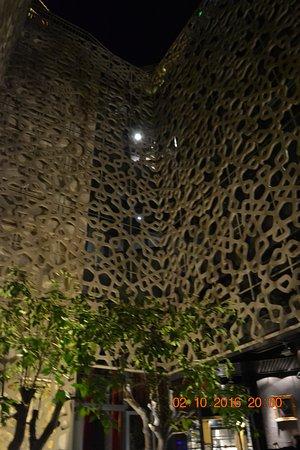 The Interiors Fotografía De La Terraza Restaurante
