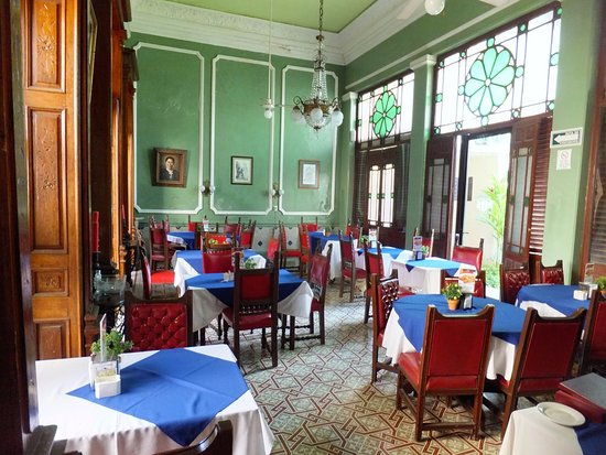 Hotel Posada Toledo & Galería: Dining room