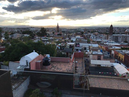 The View Fotografia De Antonia Bistro Sma San Miguel De Allende Tripadvisor