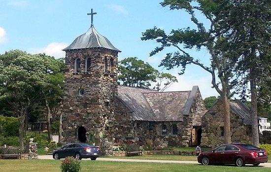 Saint Ann's Church, Kennebunkport, 2016 visit