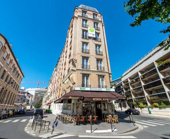 Campanile paris 15 tour eiffel hotel france voir les for Ideal hotel paris 15