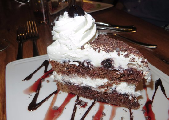 Niwot, CO: black forest cake