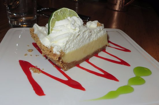 Niwot, CO: key lime pie