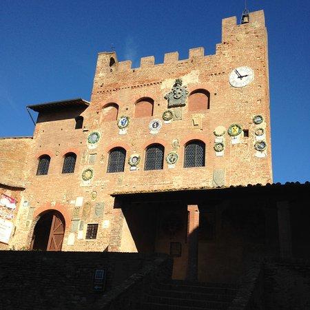 Certaldo, Itália: Palazzo Pretorio