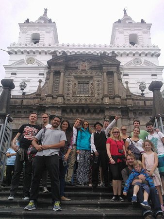 ‪Free Quito Walking Tour‬