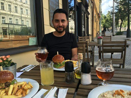 Richards Kitchen Picture Of Richards Kitchen Prague Tripadvisor