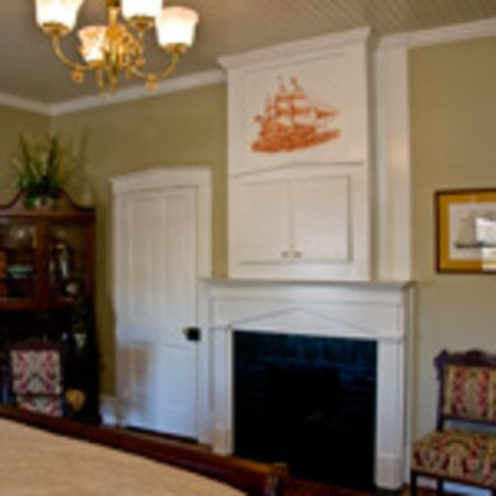 Wall Decoration Above Fireplace
