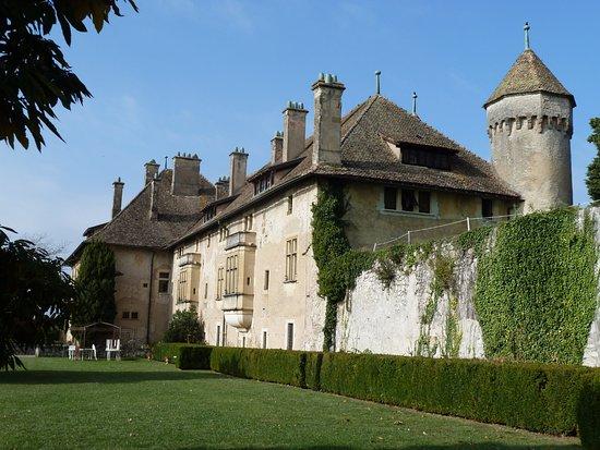 Château de Ripaille, jardins, vignobles
