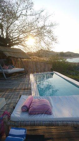 Kaya Mawa: 1 Bungalow mit eigenem Pool