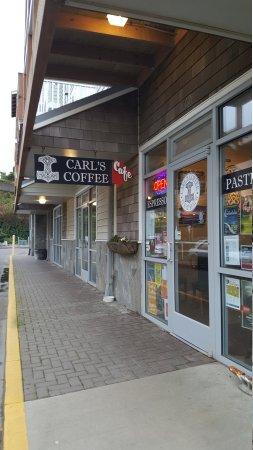 Carl S Coffee In Nye Beach