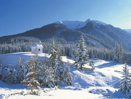 Austria: Chiesetta di montagna