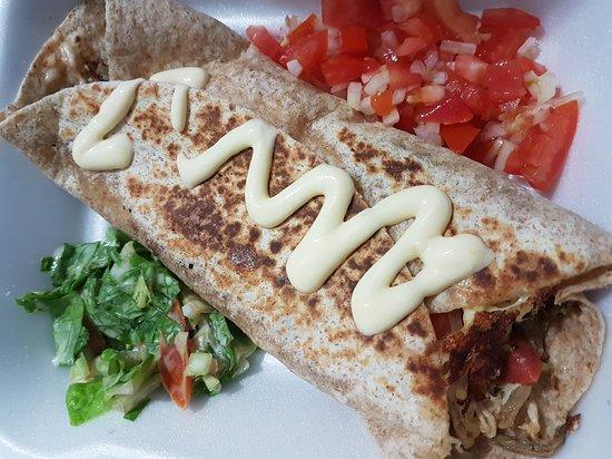 Caldera, Panamá: Burrito